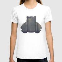 snorlax T-shirts featuring Sleepy Snorlax by anthonykun