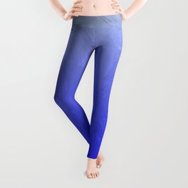 Blue Ice Glow Leggings