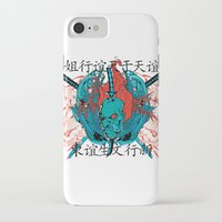 oriental iPhone & iPod Cases featuring Oriental by Tshirt-Factory