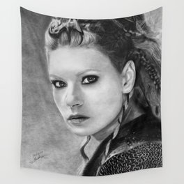 Lagertha Wall Tapestry