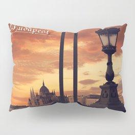 Around the world in 80 photos | Budapest  Pillow Sham