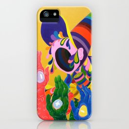 Inventor of Colors iPhone Case