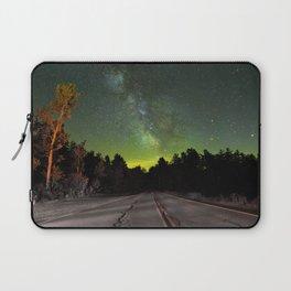 Northern Lights (Color) Laptop Sleeve
