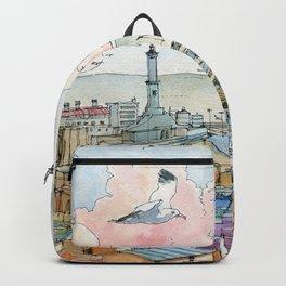 Genova e la Lanterna Backpack