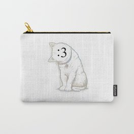 Emoticat Carry-All Pouch