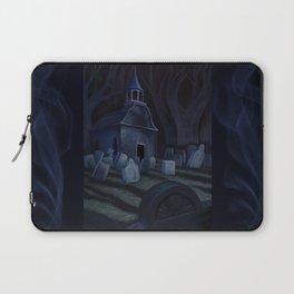 Sleepy Hollow Churchyard Cemetery Laptop Sleeve