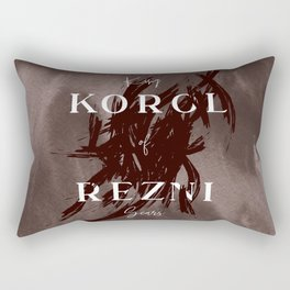 King Of Scars Rectangular Pillow