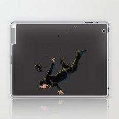 Falling Time Laptop & iPad Skin