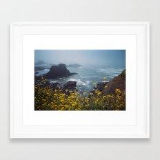 Yaquina Head Framed Art Print