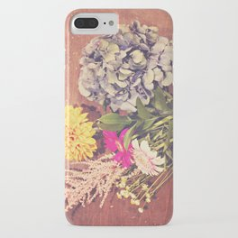 Floral Bunch iPhone Case