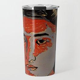 Rosa Luxemburg Travel Mug