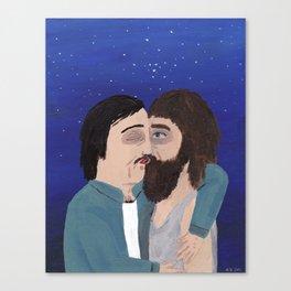 Romantic Scenery Canvas Print