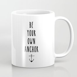 Teen Wolf / Anchor Coffee Mug