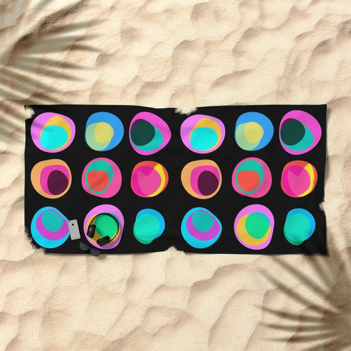 Points of View Beach Towel