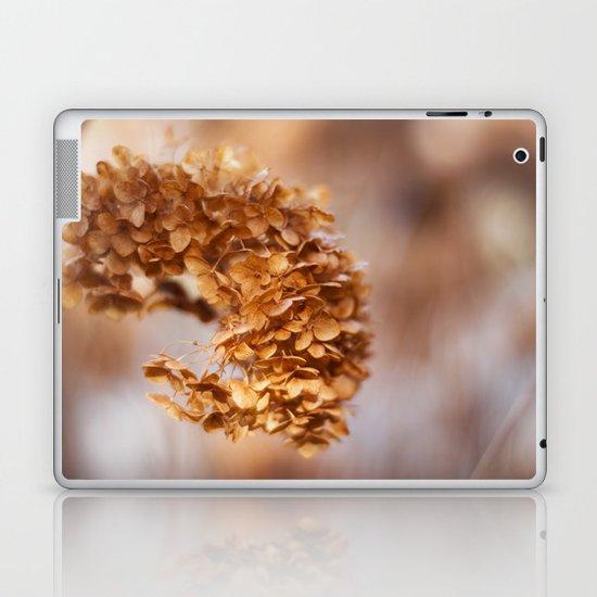 Winter Hydrangea Laptop & iPad Skin