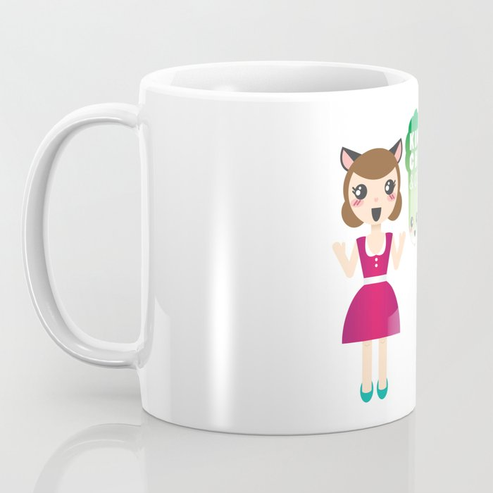 Alexandra et Kim! Coffee Mug
