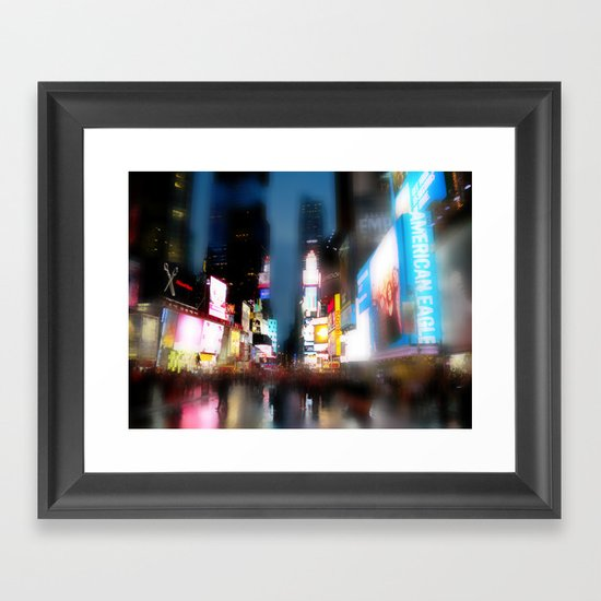New York in 20 pics - Pic 13. Framed Art Print