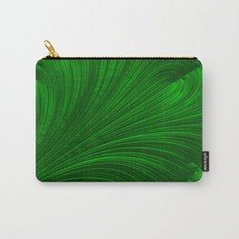 Renaissance Green Carry-All Pouch