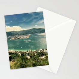 The Wind and the Waves Stationery Cards