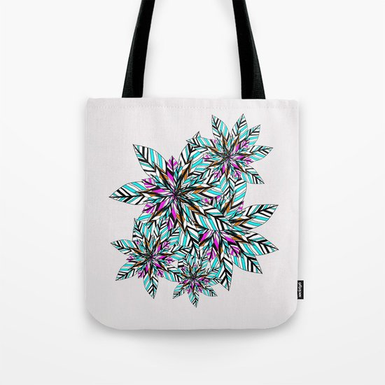 Meet in the Middle Tote Bag