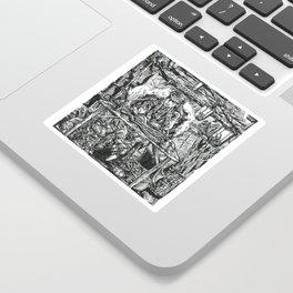 Inktober 2018: Expensive Sticker