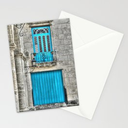 Cuba architecture Stationery Cards