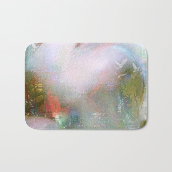 Melody of you Bath Mat