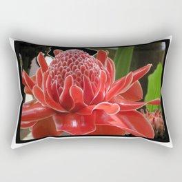 Laos Flower Rectangular Pillow