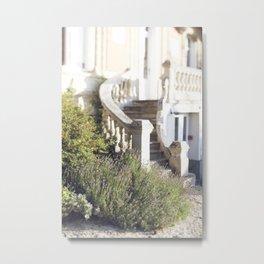 Hôtel Les Villas d'Arromanches  //  France 1 Metal Print