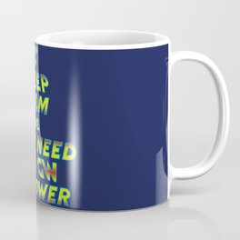 1.21 GW of Power Coffee Mug