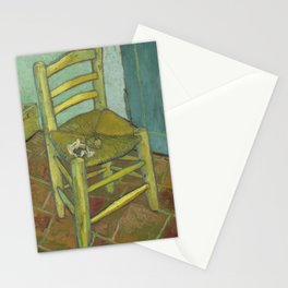 Van Gogh's Chair Stationery Cards