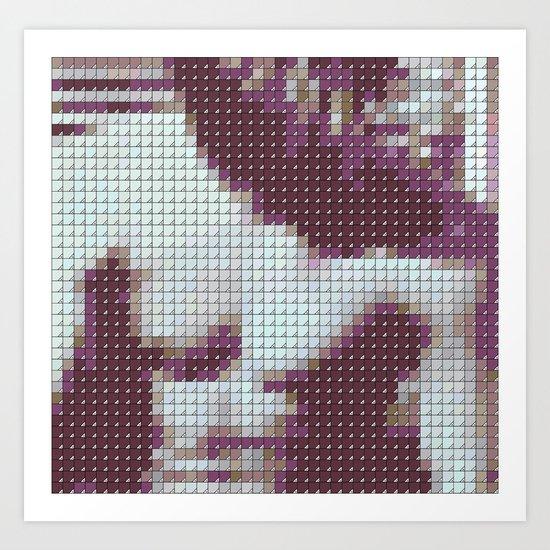 The Smiths - The Smiths - Pantone Pop Art Print