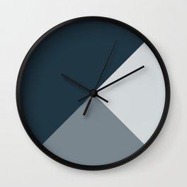 Storm Tones Wall Clock
