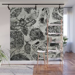 Bones and Co Wall Mural