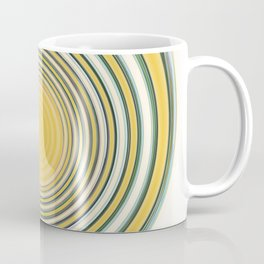 Winding Spiral Coffee Mug