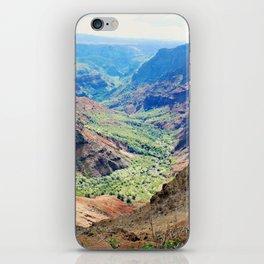Waimea Valley iPhone Skin