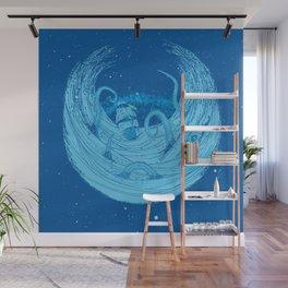 Kraken's Whirlpool II Wall Mural