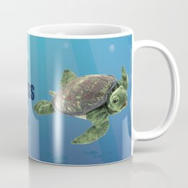 Under Water Acts of Kindness: Da General Coffee Mug
