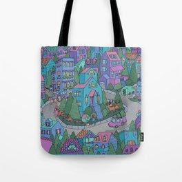 WinterWorld Tote Bag