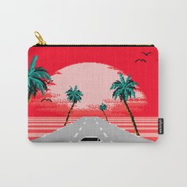 Sunset Vista Club Carry-All Pouch
