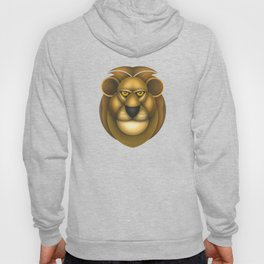 Compasses-lion Hoody