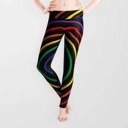 Colorful circle Leggings