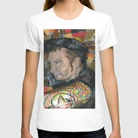 patrick T-shirts featuring patrick by rAr : Art by Robyn Ashley Rosner