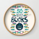 So Many Books, So Little Time by risarodil