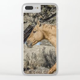The Protector Clear iPhone Case