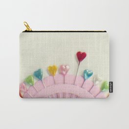 For the love of pins Carry-All Pouch