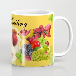 Keep Smiling! Coffee Mug