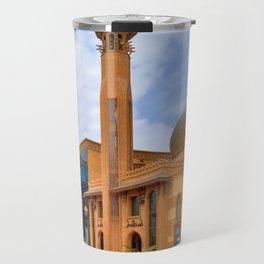 Al Tujjar Mosque Travel Mug