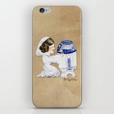 Only Hope iPhone & iPod Skin