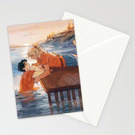 at the shore Stationery Cards